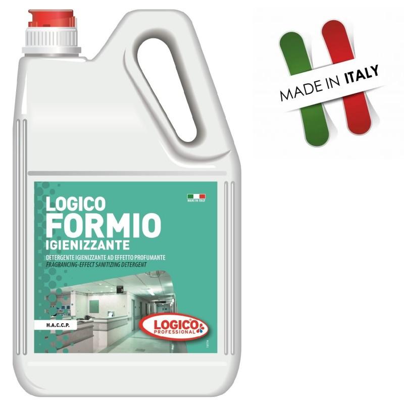 Detergente igienizzante e profumante 5 kg.