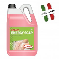 Detergente lavamani igienizzante per dispenser. 5 kg.