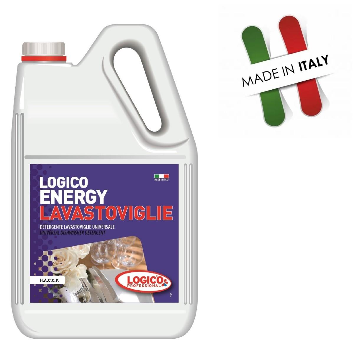 Detergente lavastoviglie universale. 6 kg.