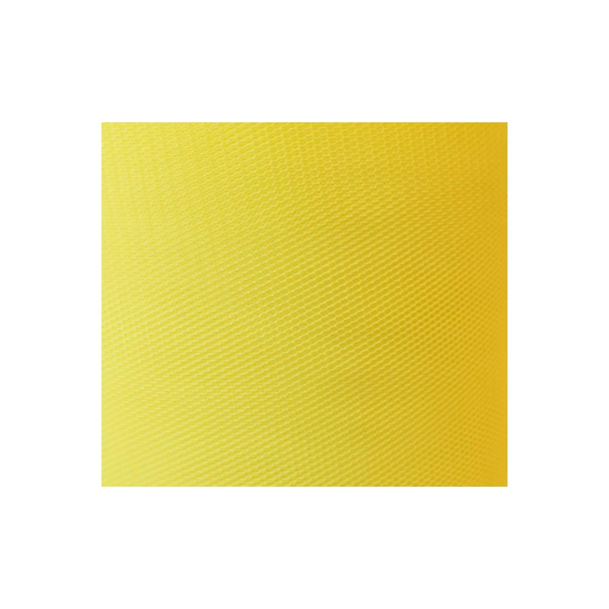 Tulle giallo dettaglio