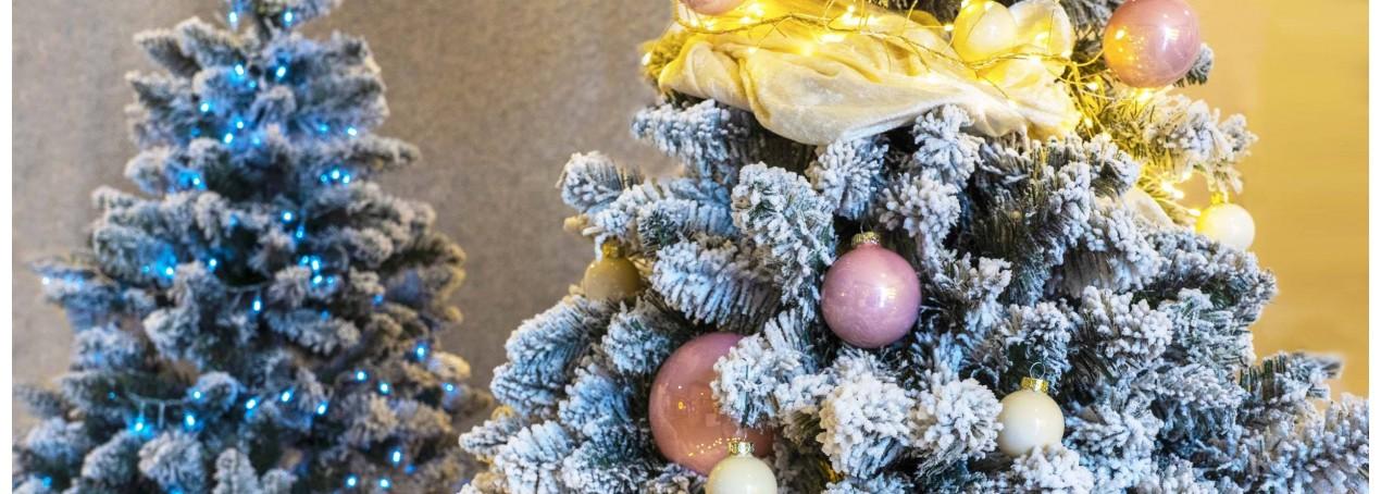 Alberi di Natale, Festoni, Ghirlande, Rami