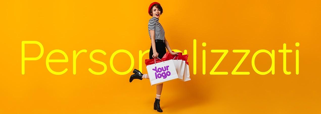 Scatole personalizzate - Shopper, carta e nastri    Rossi Carta