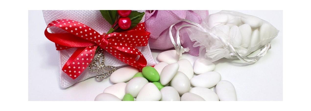Confetti per bomboniere, matrimoni e cerimonie | Rossi Carta