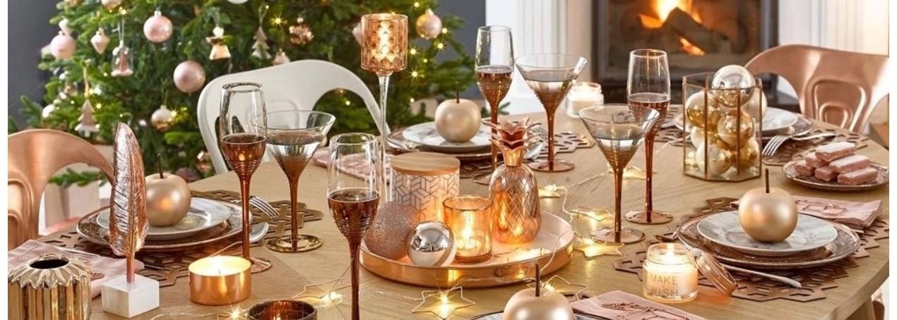 Vendita online di Complementi per la tavola di Natale   RossiCarta