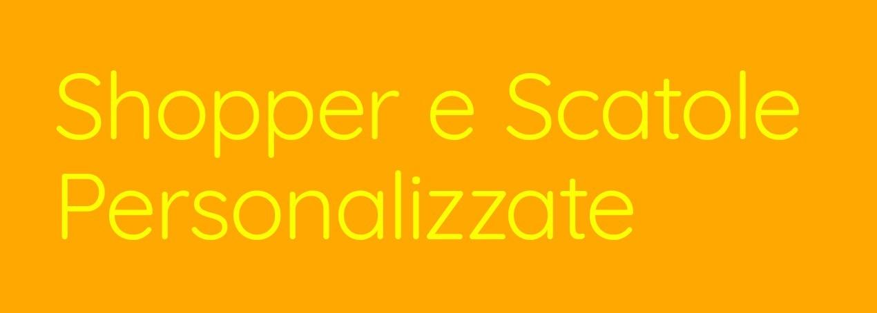 Shopper Personalizzate in carta Linea Veloce