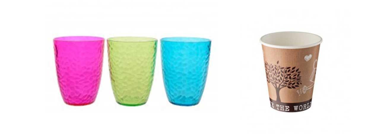 Bicchieri adatti per feste tra amici | RossiCarta