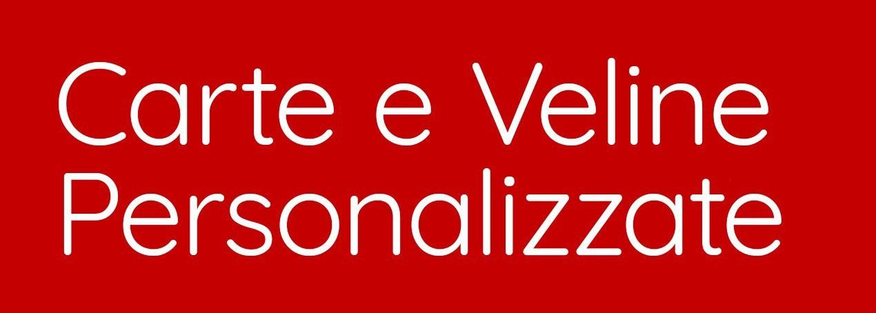 Carte e Veline Personalizzabili